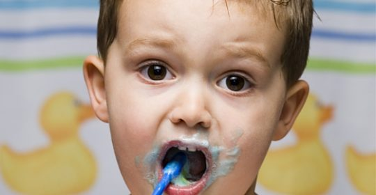 The Importance of Oral Hygiene for Children