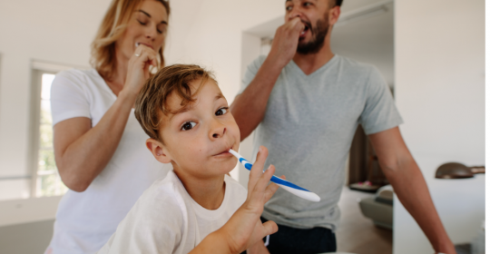How to Convince Your Kids to Brush Their Teeth